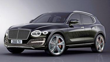 新的Baby Bentley Bentayga帮助双宾利销售