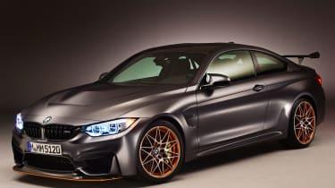 新的BMW M4 GTS抵达493BHP,£122K Bang
