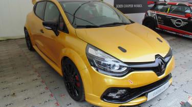 Renault Clio R.S.16将无法制造