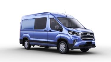 Maxus推出新旗舰交付9面板货车