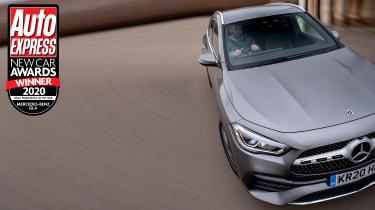 2020年的小型高级SUV:梅赛德斯格拉