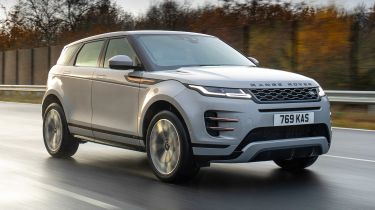 Jaguar Land Rover在线销售系统现在完全运行