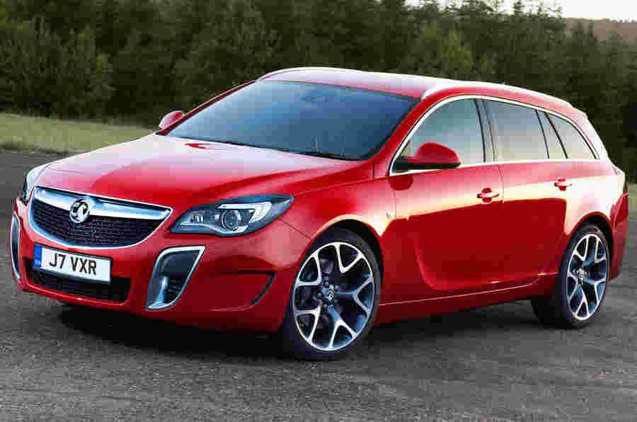 法兰克福电机展:Vauxhall Insignia VXR Supersport