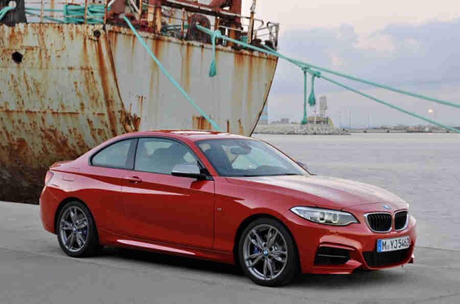 BMW M235i泄露的图片