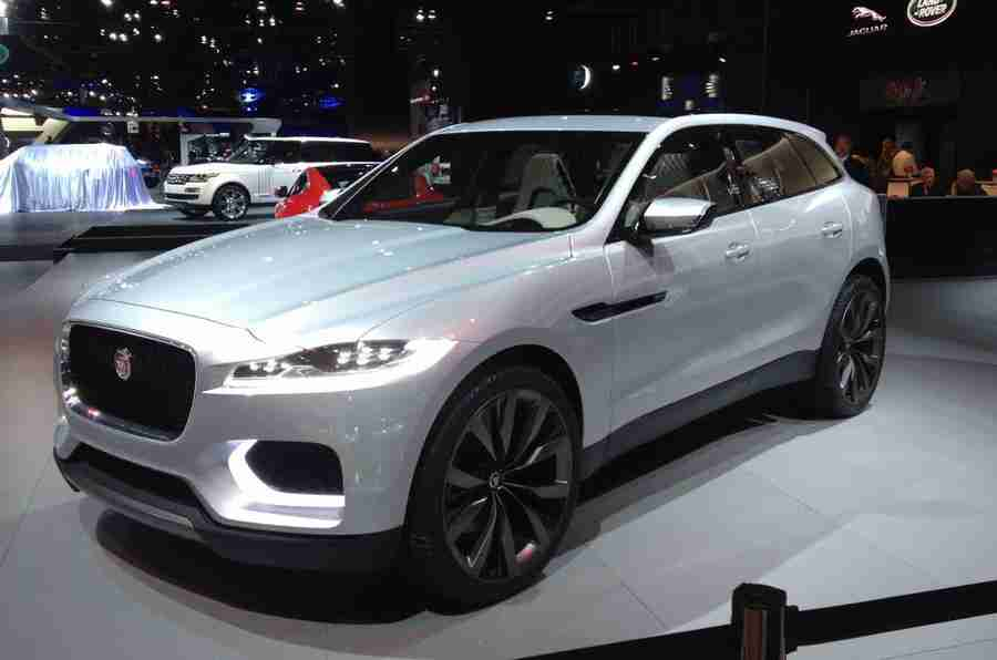Jaguar C-X17 SUV应该达到生产,设计老板
