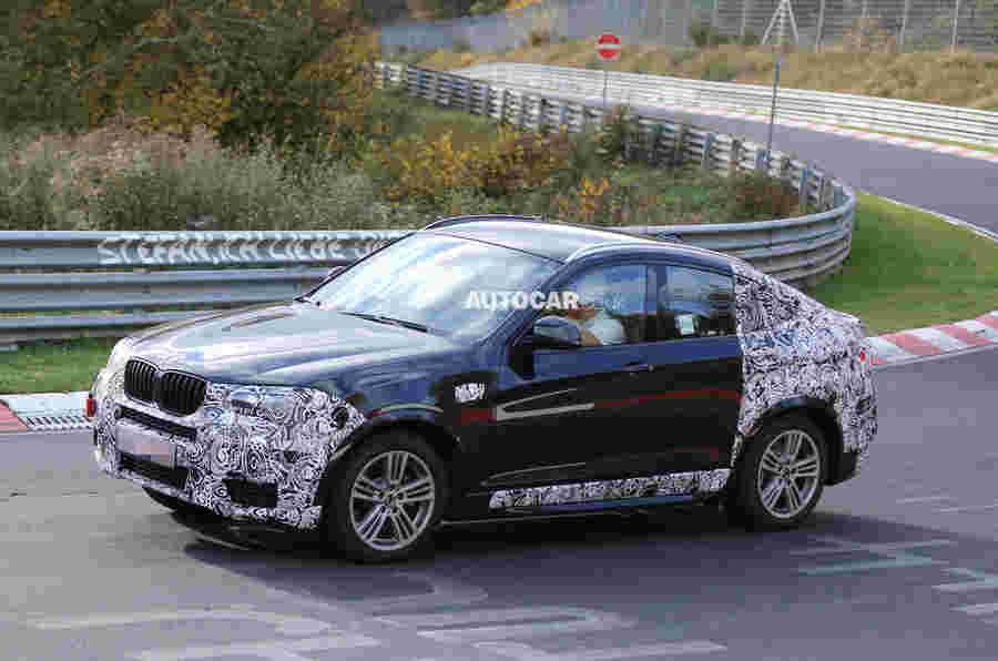 BMW X4发现 - 最新图片