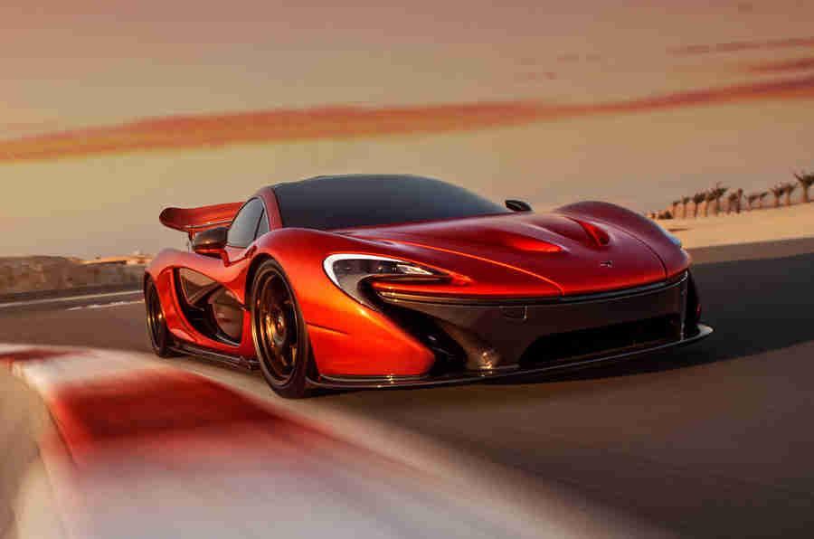 迈凯轮P1销售额超过了最初的期望