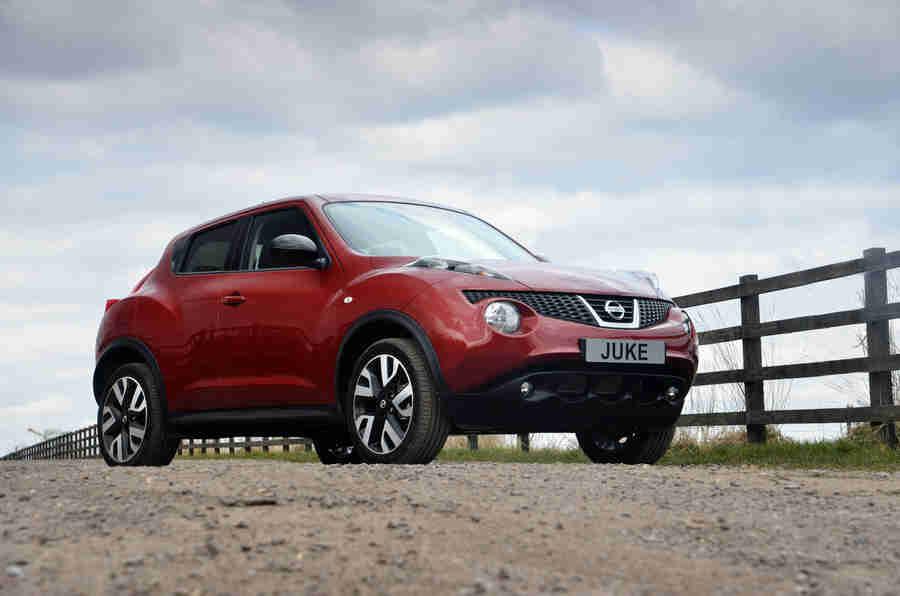 Nissan Juke更高效的柴油发动机