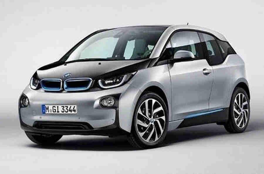 BMW I3图像泄露