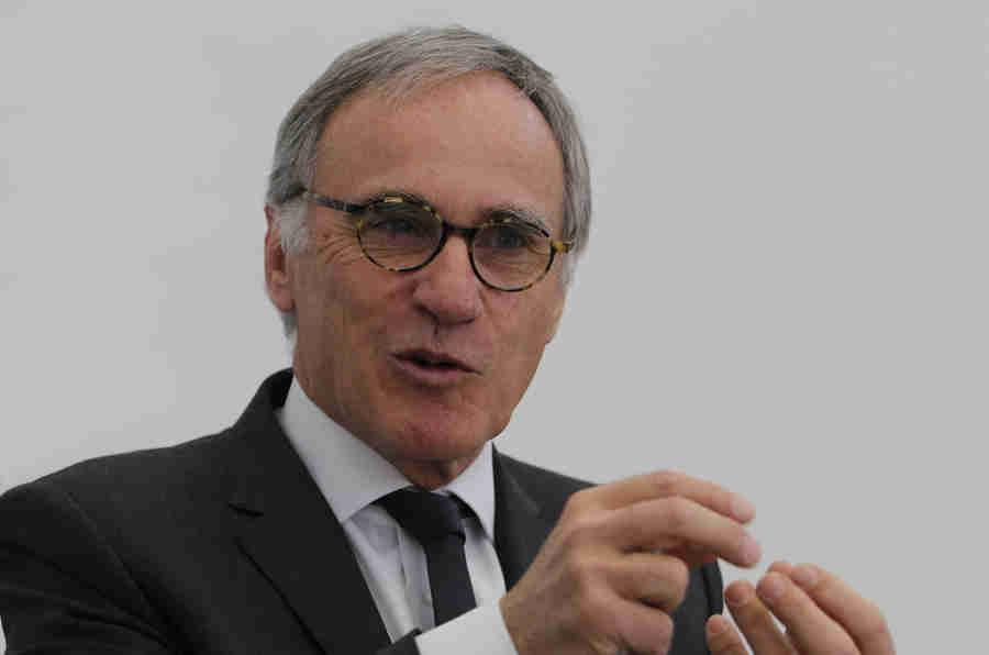 Ulrich Bez预计将作为阿斯顿马丁的老板辞职