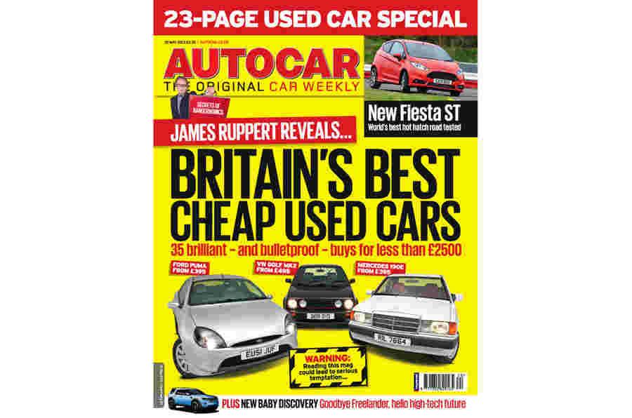 AutoCar杂志15可以预览
