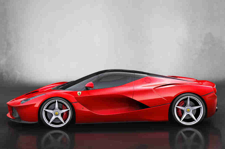 Enzo Ferrari记得:图片特别
