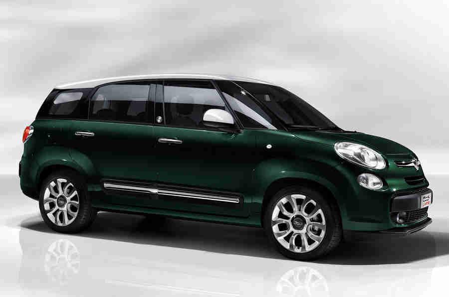 Fiat 500L MPW透露
