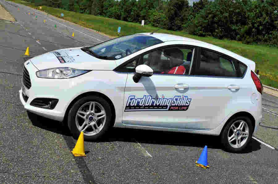 福特宣布为年轻司机的新培训计划