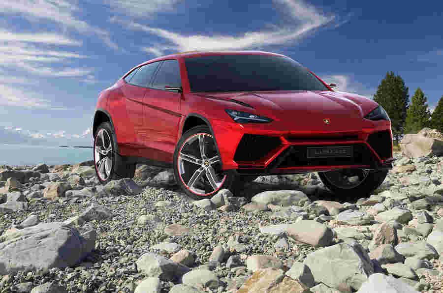 Lamborghini Urus的V8发动机未注定其他型号
