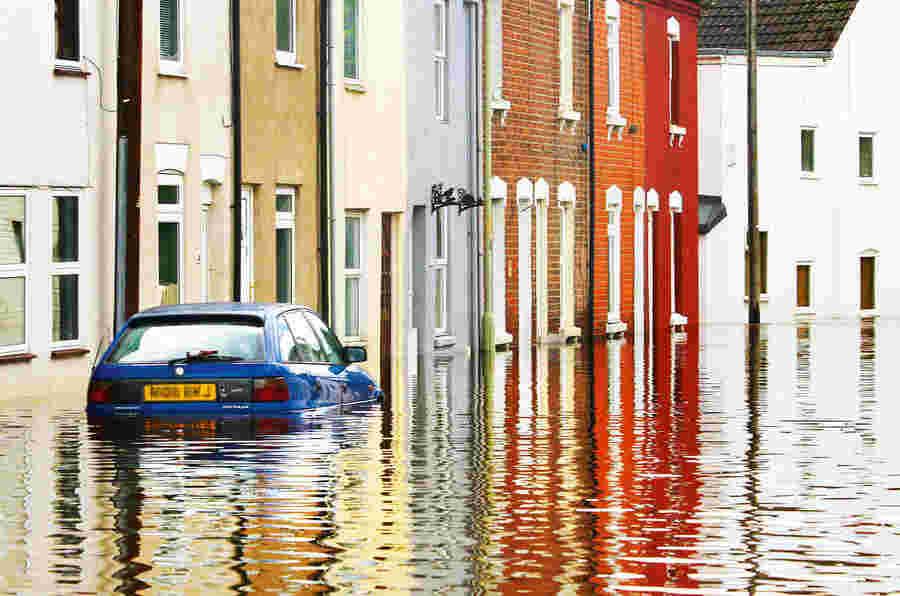 如何避免购买洪水损坏的汽车