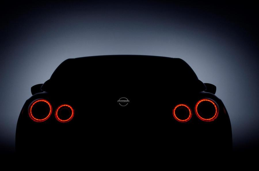 在纽约透露出来的日产GT-R