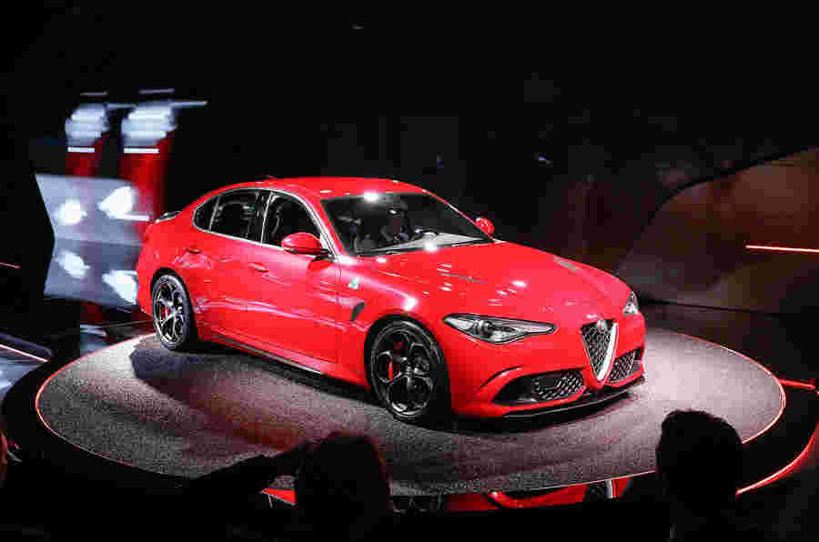 Alfa Romeo Giulia通过升级的售后服务支持