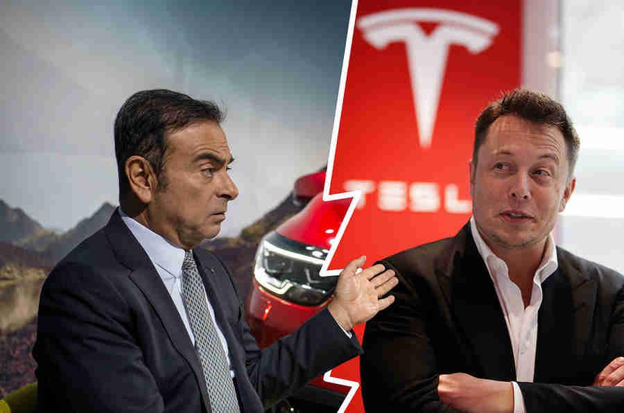 Ghosn到Musk:真正的自主权比你索赔更远