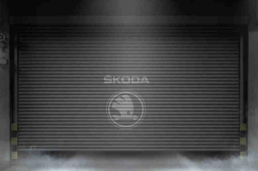2016年斯柯达SUV在日内瓦显示首次亮相之前