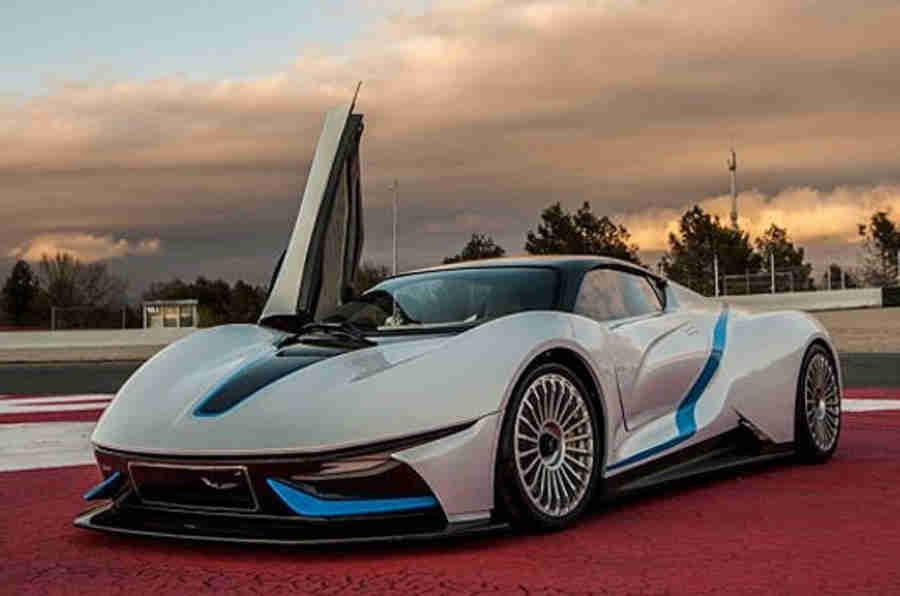 Baic开发新的Tesla-竞争力的电动超级磁车