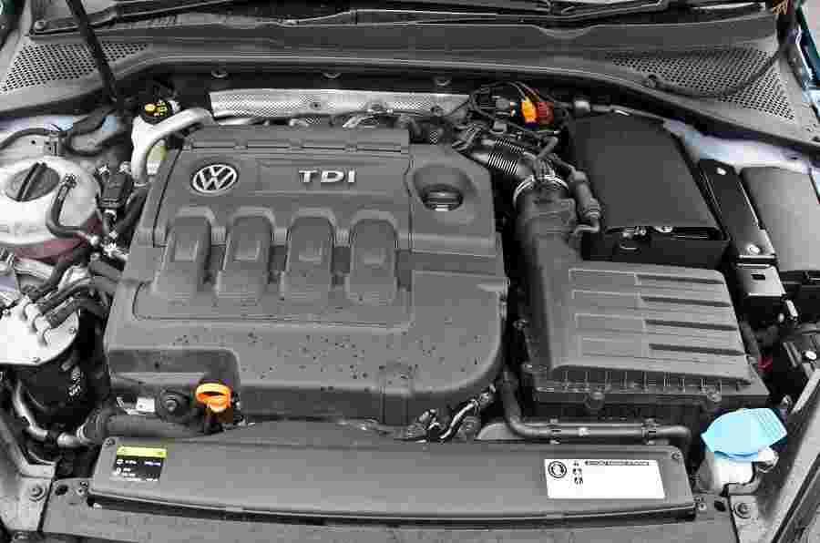大众汽车阅读新的排放后 - 丑闻柴油发动机
