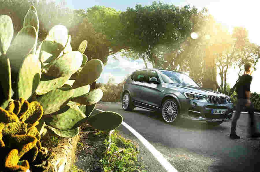 阿尔皮纳在50岁的年度销售了1600辆汽车